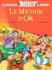 Asterix -le menhir d'or