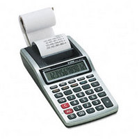 Calculatrice de bureau Casio model HR-8TM PLUS