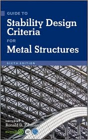 Guide to Stability Design Criteria for Metal Structures [6E]